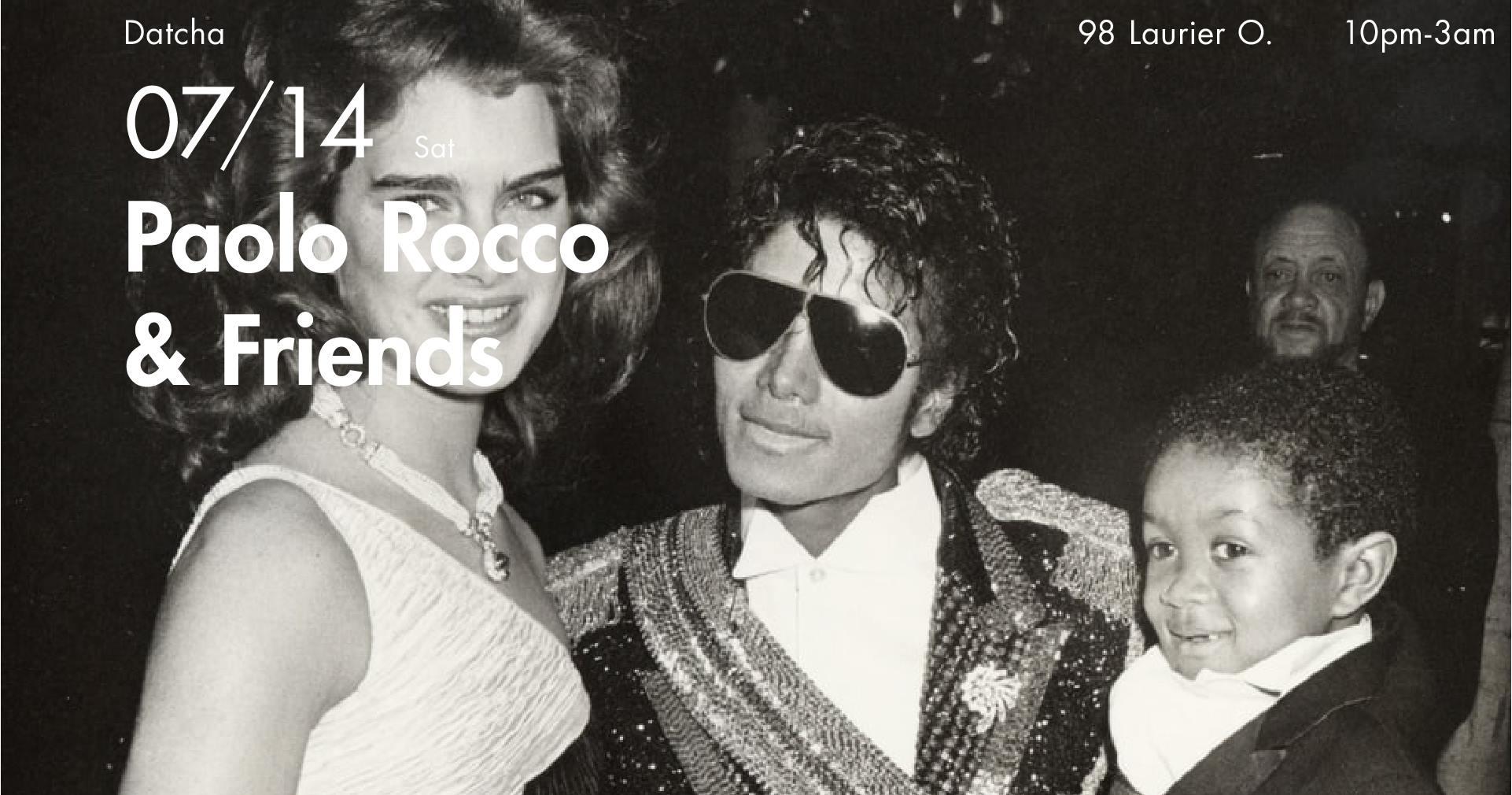 Paolo Rocco & Friends